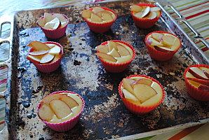 CupCakes à la pomme