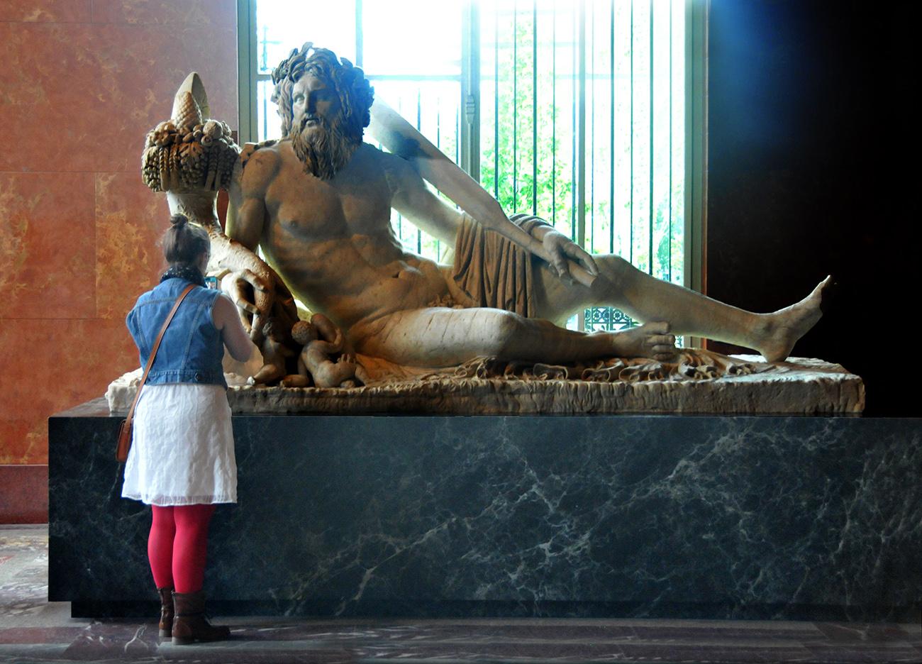 Louvre ..