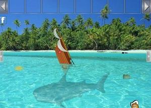 Jouer à Escape from shark