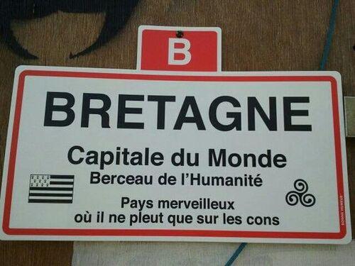 Humour sauce Bretonne