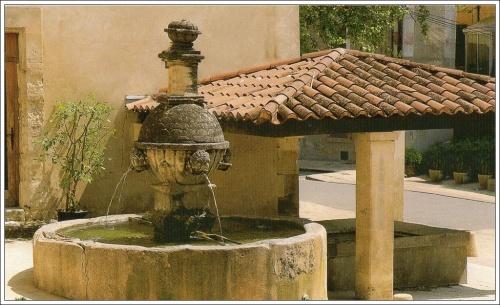Défi de Khanel3 pour le mois d'août : un point d'eau