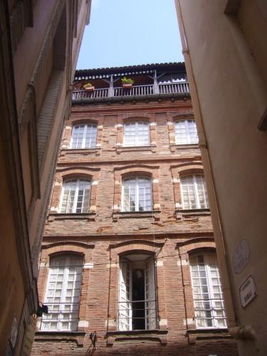 Toulouse aux fenêtres