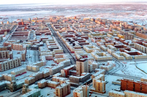 Norilsk (Caryl Férey)