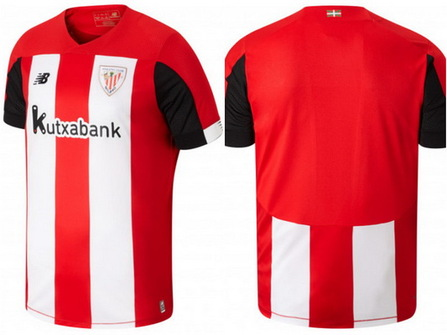 Acheter maillot foot Athletic Bilbao pas cher 2019-2020