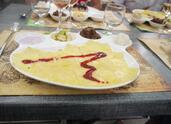 Le deuxième dessert