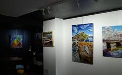 "Fuensanta Ruiz Urien, exposition : ""Entre Bilbao et Bayonne"""