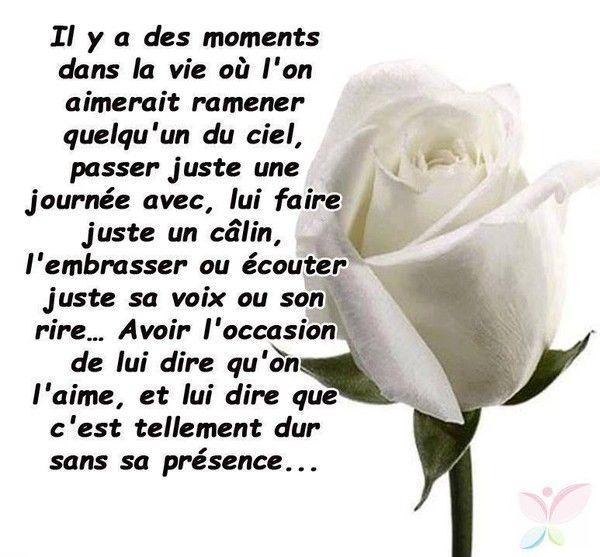 Message de Frawsy - Deuil