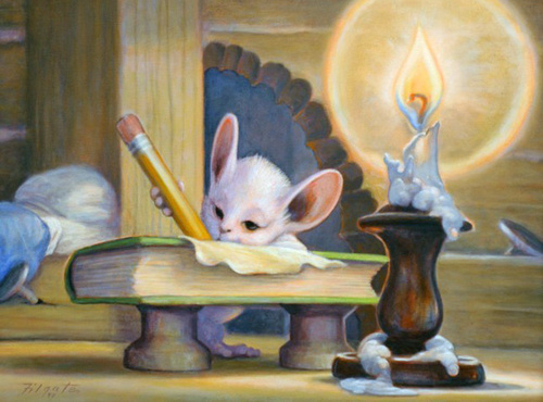Leonard Filgate et ses illustrations pour enfants