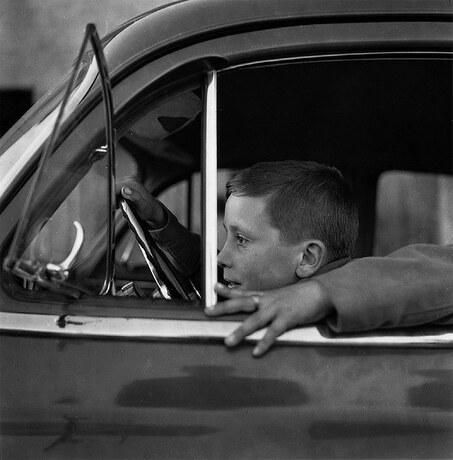 02 - Portraits, enfants et voiture