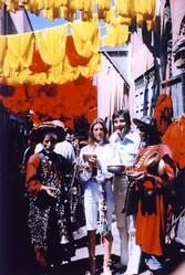 02 au 05 mai 1977 : Les Olympiades d'Europe 1