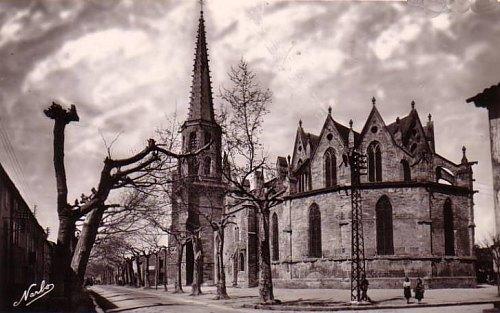 Cathédrale Saint-Maurice de Mirepoix