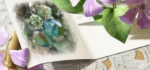 Bijoux en pierres véritables !