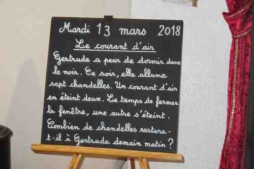 Février mars 2018