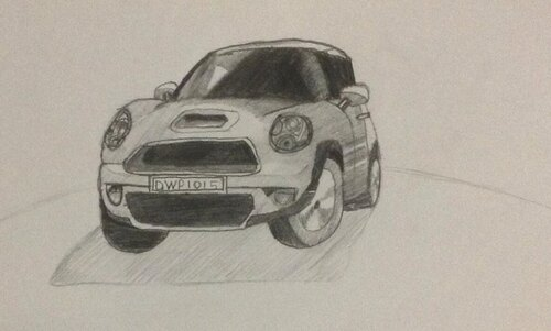 #AUTOMOBILE : Mini cooper S