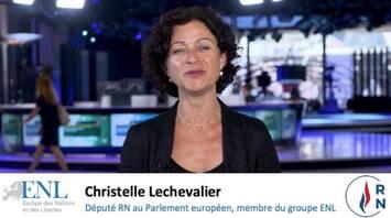 Christelle Lechevalier sur le réveil des Nations : le peuple français n'a pas dit son dernier mot !