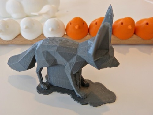 imprimante 3D BHV renard