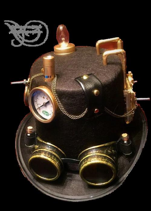 Encore du steampunk