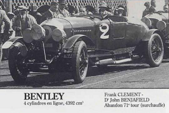 Joseph Dudley Benjafield