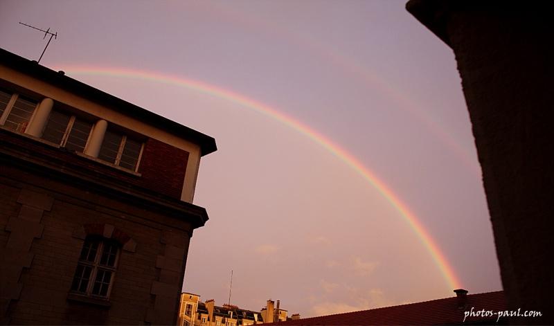 Arc en ciel (Paris XVème)