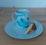 Tuto : Un mug marbré
