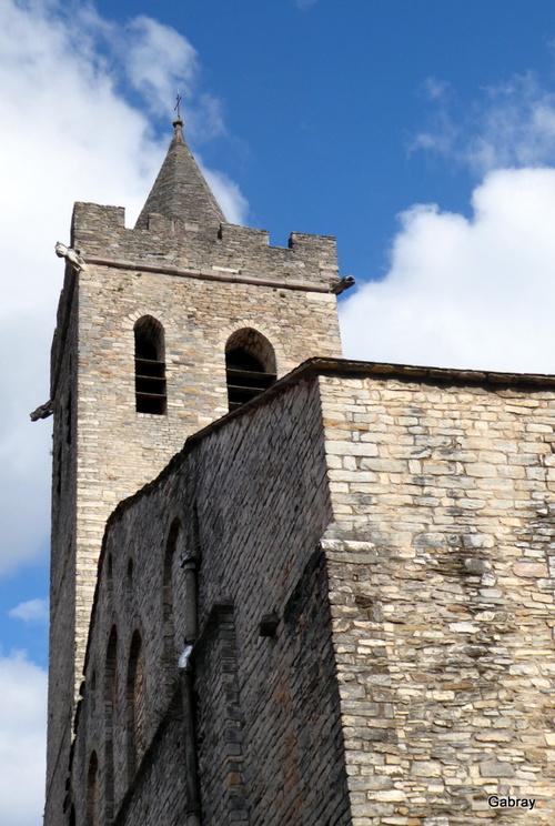 Saint Ponsde Thomières : la cathédrale
