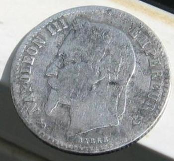 50 cts argent Napo 1866 atelier K 001.jpg  avers