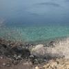 Tadjoura Clarté de l'eau à la plage des Sables Blancs