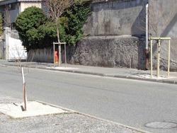 --- Avenue Adrien Fayolle au niveau de l'Usine Vivante ---
