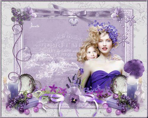 Lady Lavendel
