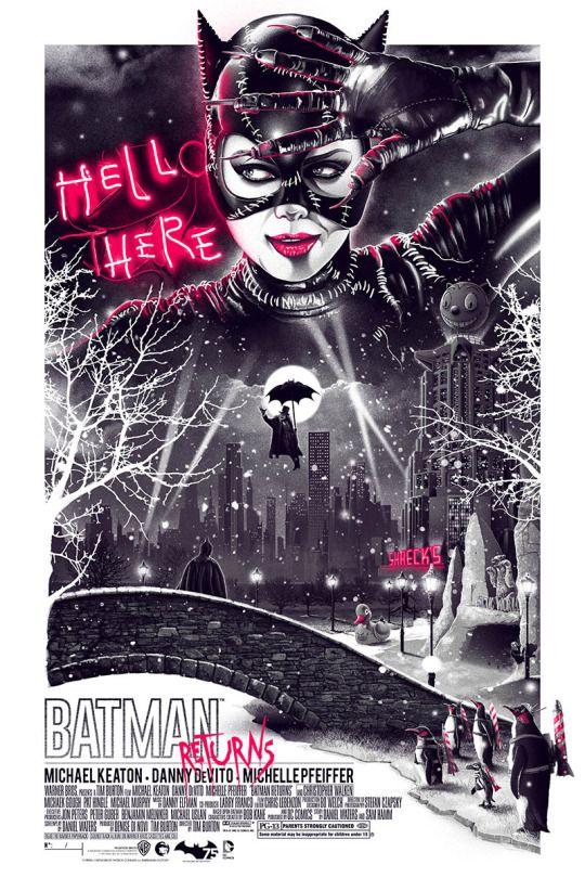 BATMAN LE DEFI