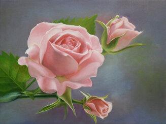 Still Life: Roses by sukritact