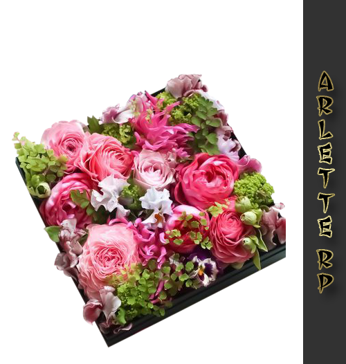 Tubs déco-floral 8