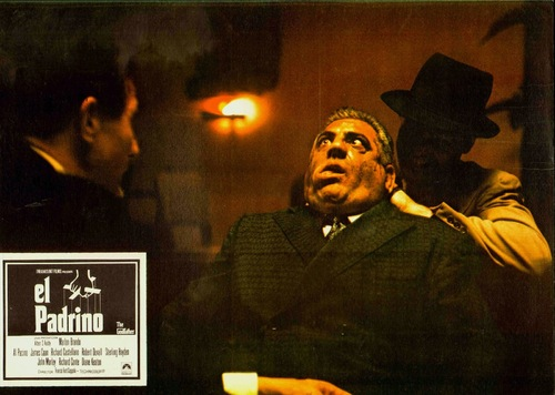 LE PARRAIN - MARLON BRANDO BOX OFFICE 1972