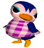 Friga - animal crossing WII