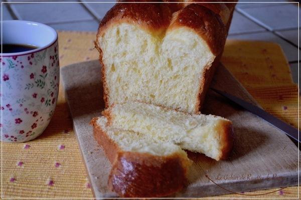 """"""" La brioche de boulanger """""""