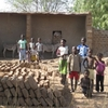 Burkina Bomborokuy Enfants du village