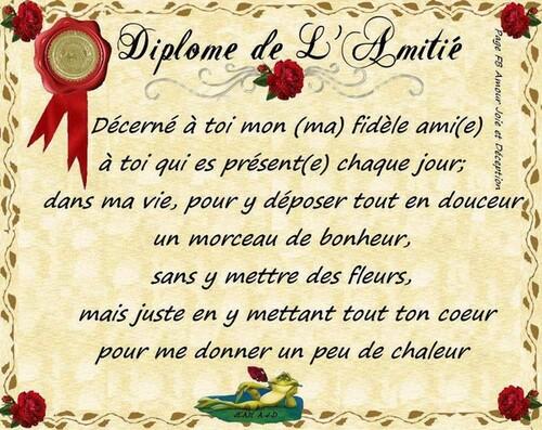 Cadeau d'Arlette