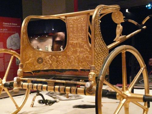 Exposition Touthankamon, sa tombe et ses trésors