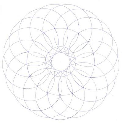 Blog de mimipalitaf :mimimickeydumont : mes mandalas au compas, et de quatre....