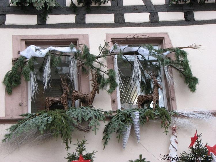 Noël en Alsace : Dernières décorations