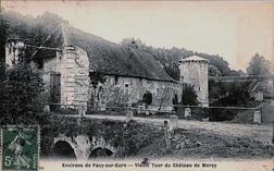 LES REMPARTS DE MEREY (Eure)