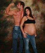 Les pires photos de grossesse...