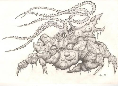 Crublynn (créature pour le Dernier Bastion)