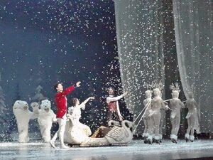 dance ballet snowflakes dance ballet