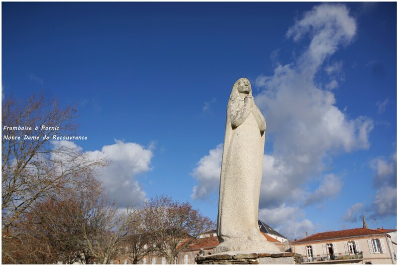 Notre Dame de Recouvrance à Pornic