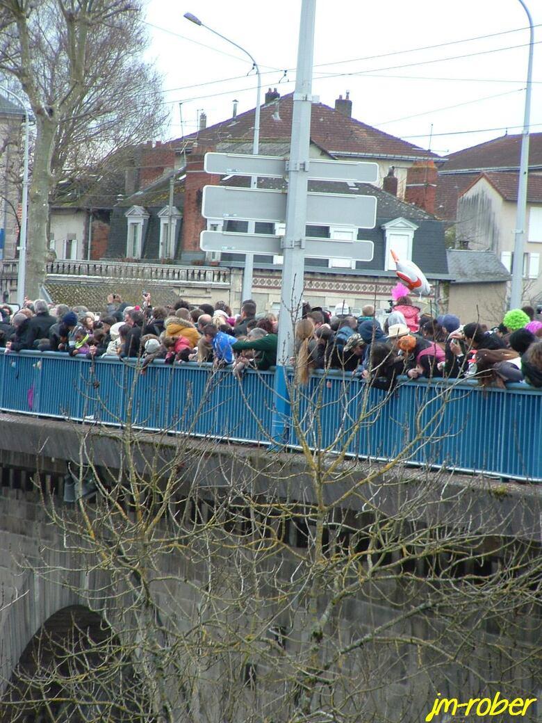 Carnaval de Limoges 2014 (4): suite et fin de sa majesté canaval