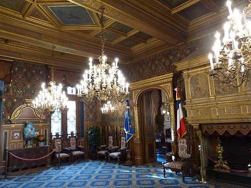 Hôtel Groslot à Orléans