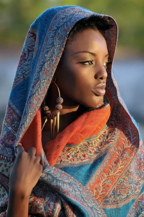 Beautiful Haitian woman Haiti