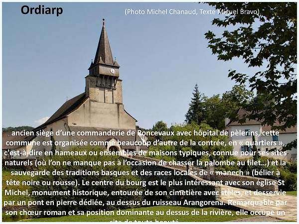 Ordiarp  (Pyrénées-Atlantiques)