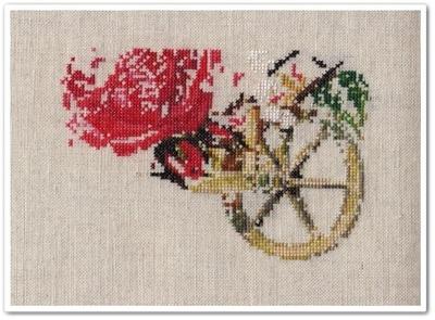Victorian Rose Cart 4